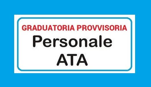 Risultati immagini per graduatoria provvisoria personale ata